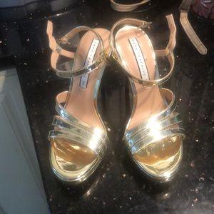 Brand new never worn size 6 Zara stiletto heels